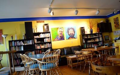 The Chatterbox Cafe Pugwash, Nova Scotia  CANADA