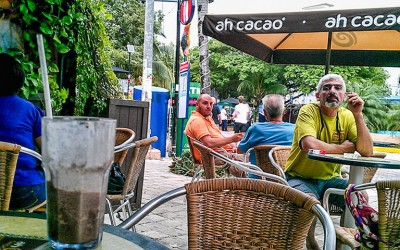 Ah Cacao Chocolate Cafe, Playa Del Carmen MEXICO