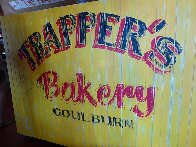 Trapper's Bakery, Goulburn AUSTRALIA