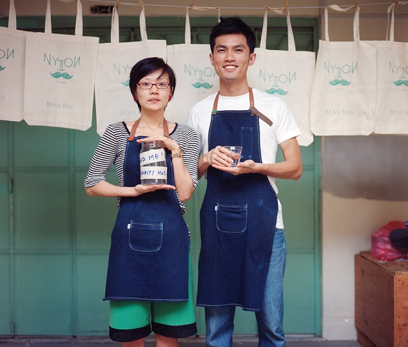 Nylon Coffee Roasters SINGAPORE