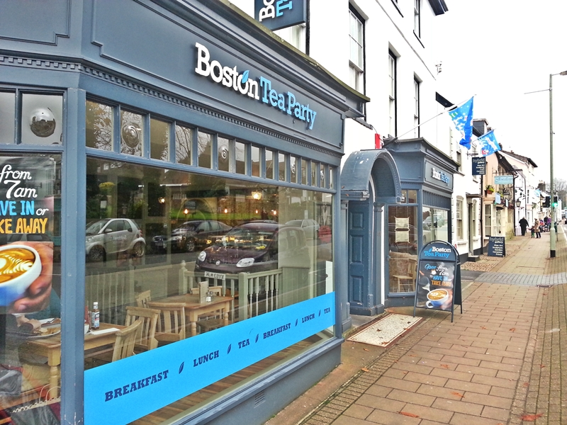 Boston Tea Party Honiton – Devon – UK