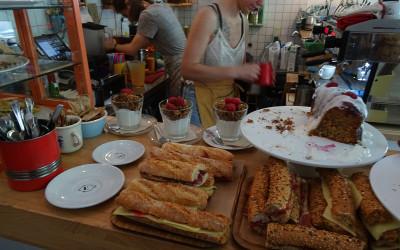 Café Cometa Barcelona Spain
