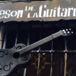 Meson de la Guitarra Madrid is an underground tapas cellar located underneath the Plaza Mayor.