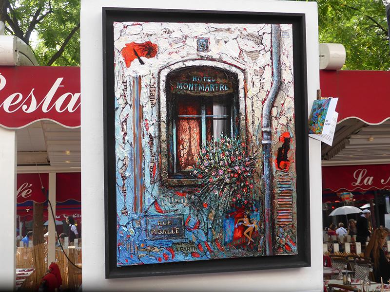 Le Sabot Rouge Montmartre Paris