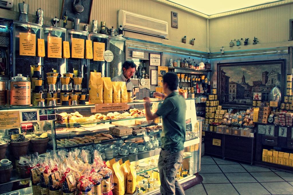 Sant'Eustachio Il Caffè, Rome, Italy
