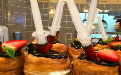 Ricardo's, Canberra: Where Cake and Theatre Collide