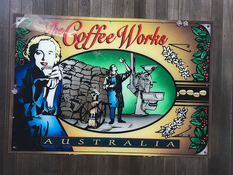 Coffee Works Mareeba, Tropical North Queensland