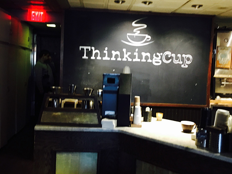 The Thinking Cup Boston