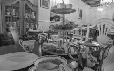 Neverland Tea Salon in Kitsilano, Vancouver