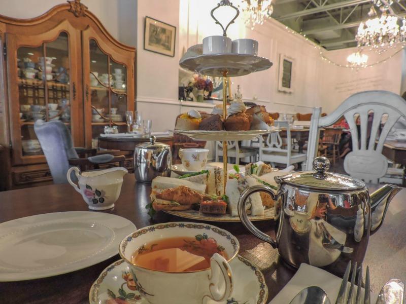Neverland Tea Salon High Tea Vancouver Tea Salon