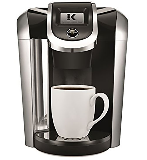 Keurig Coffee Maker Programmable : Review of Keurig K55 Single Serve Programmable K-Cup Pod Coffee Maker - Best Little Coffee Shops