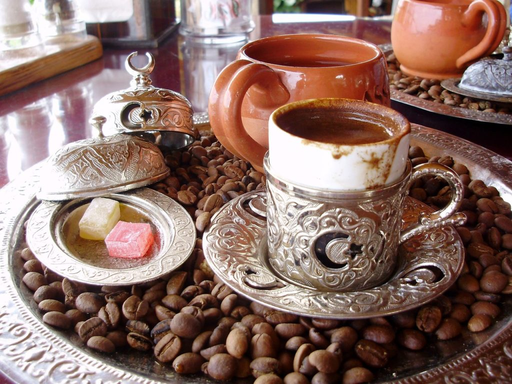 1How to Make the Perfect Turkish Coffee