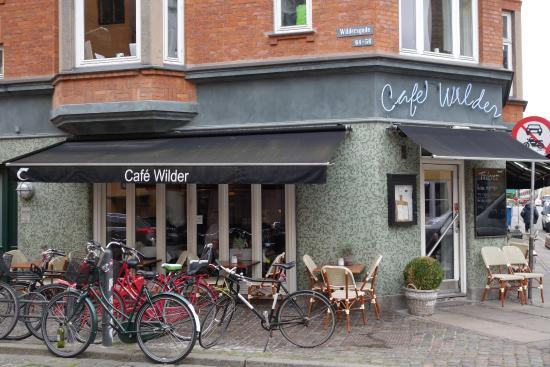 Cafe Wilder in Christianshavn