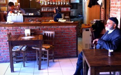 Café Safak in Goreme, Cappadocia, Turkey
