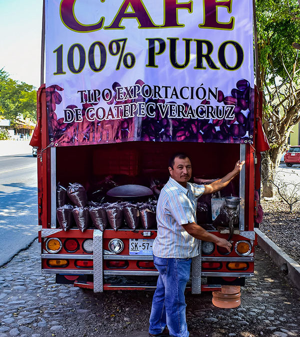 Francisco – buying coffee directly from the grower in Mexico
