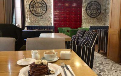 United Coffee in Almaty, Kazakhstan