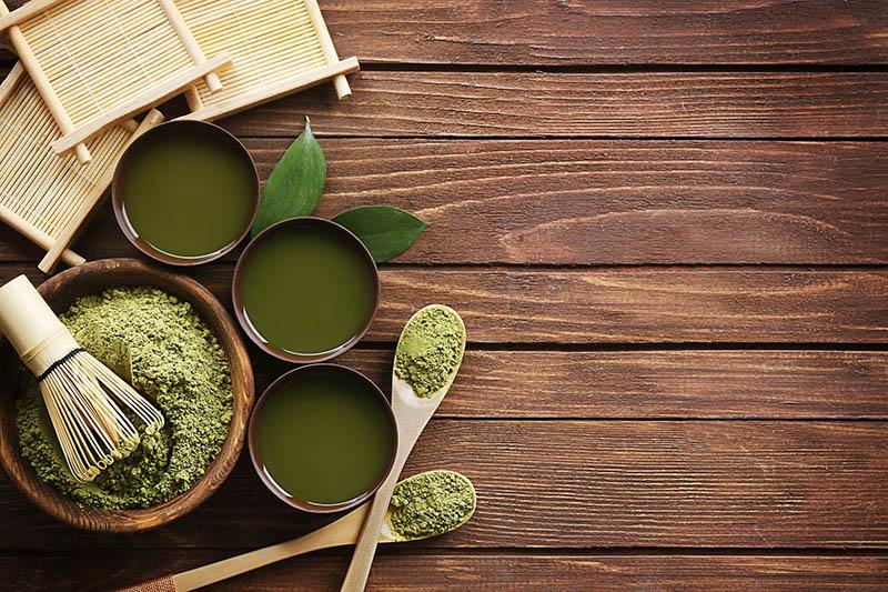 Những lợi ích khi sử dụng trà matcha đã được chứng minh